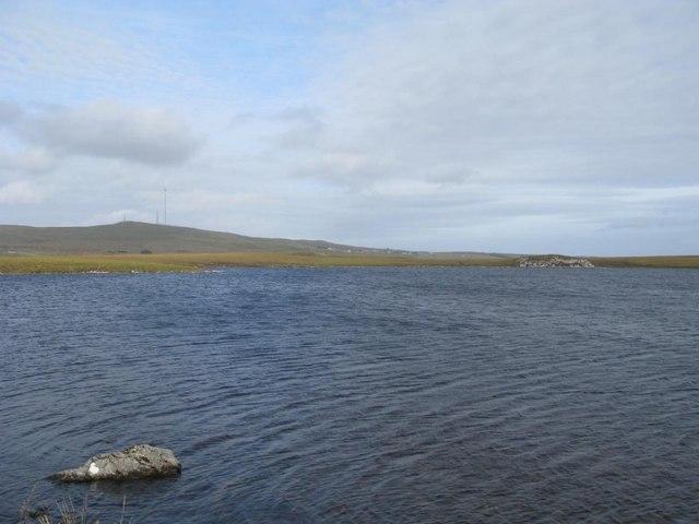 Loch na Creige Guirme