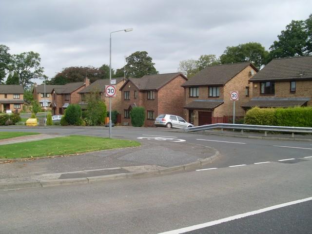Burnside Road, High Burnside