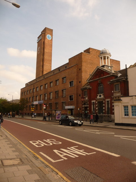 Greenwich: Greenwich Community College