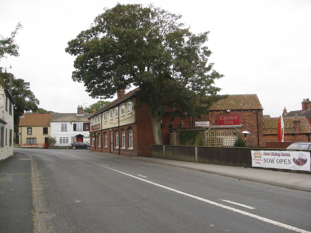Saltfleet - The Crown Inn