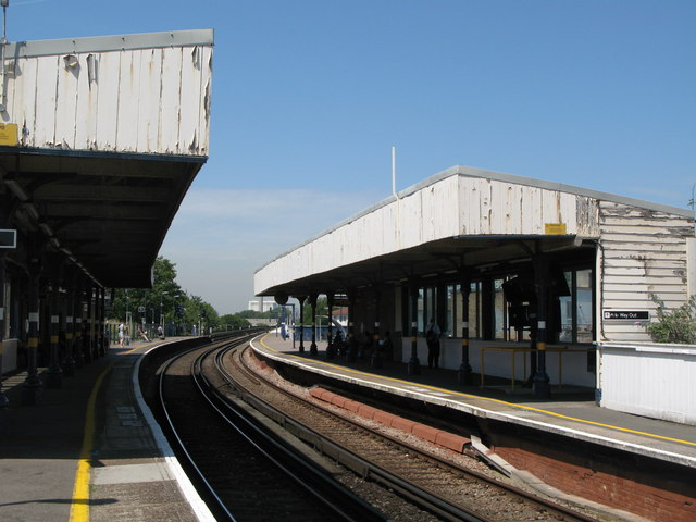 Deptford station (2)
