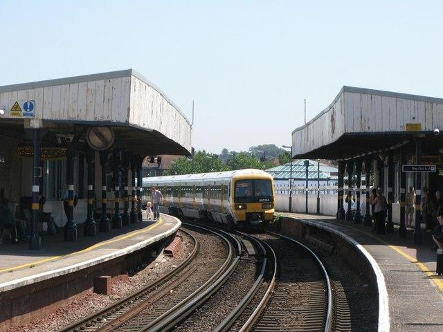 Deptford station (3)