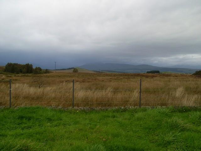 Queen's View, looking north