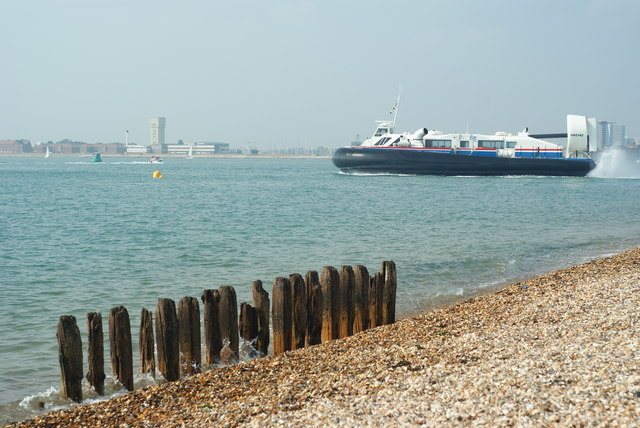 Solent Express at Southsea, Hampshire (2)