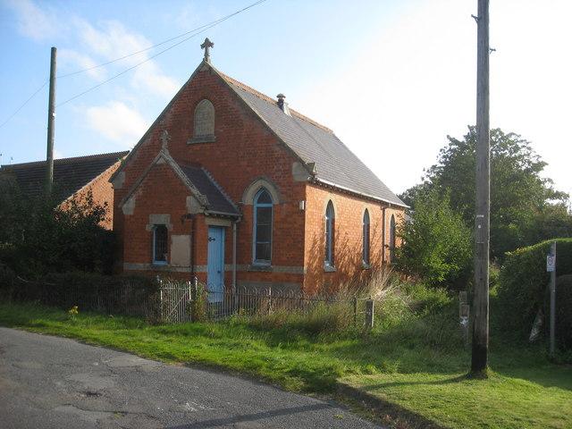 Mumby - Primitive Methodist Centenary Church 1909