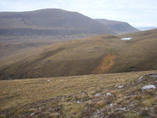Little Loch across Runcigill