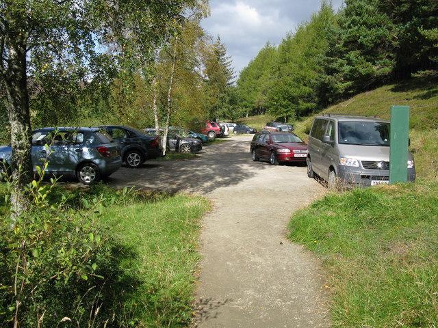 Braes of Foss Car Park