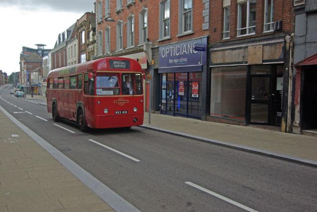 Gold Street, Northampton