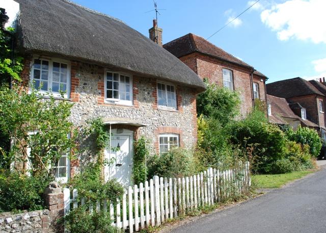 Cottage, Charlton village