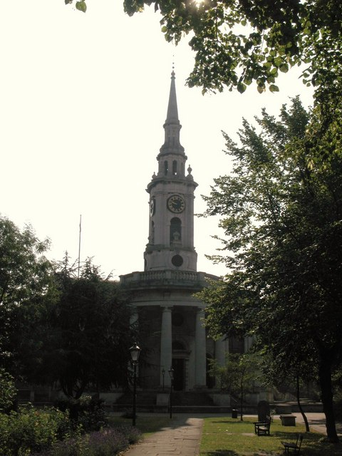 St. Paul's Church, Deptford