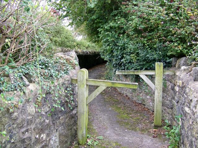 Footpath, Ditcheat