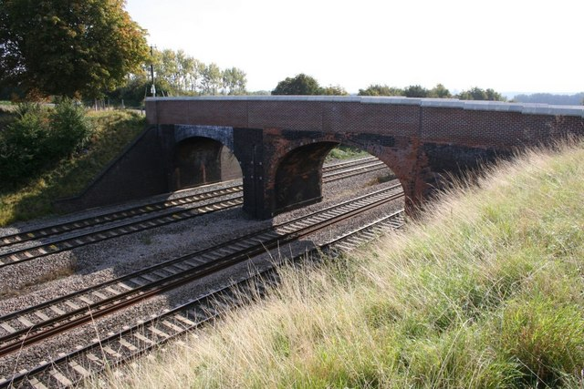 Bridge from the south