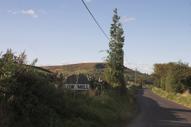 Low Mill approach