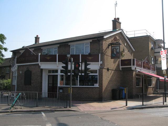 The John Evelyn, Evelyn Street, SE8