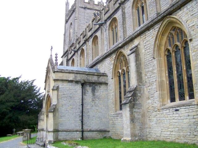 The Church of St John the Baptist, Pilton