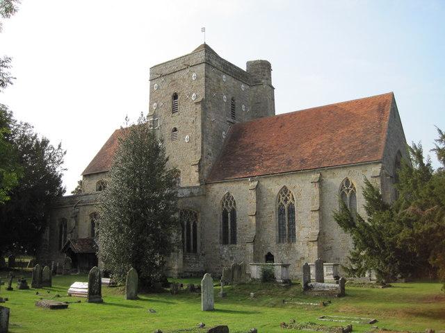 Etchingham Church