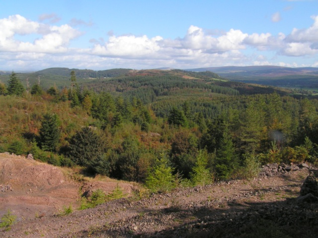 Glenyerrock Hill