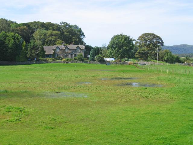 Wet grazing near Crag Wood