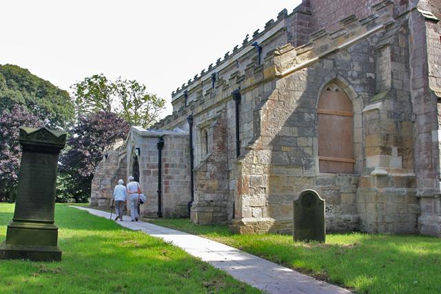 St Andrew's C. of E., Epworth
