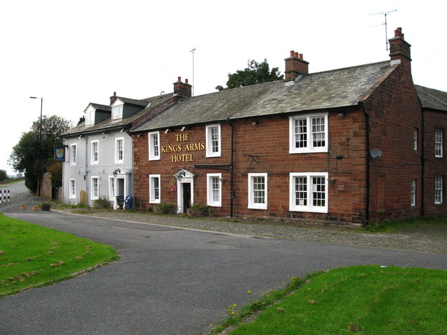 The Kings Arms, Temple Sowerby