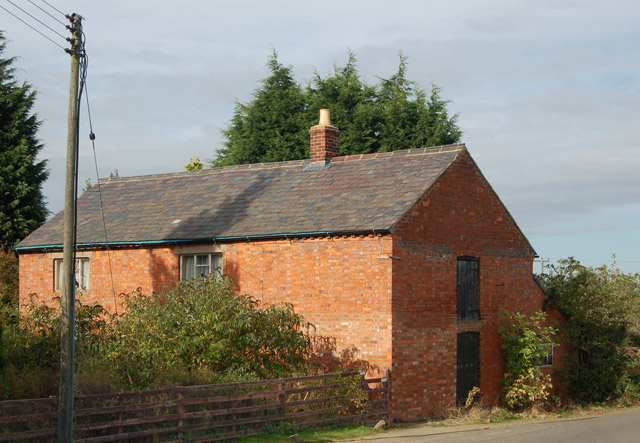 Converted canal warehouse at Marston Doles