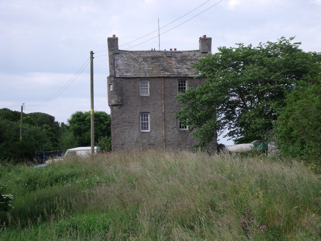 Isle of Whithorn, Isle Castle