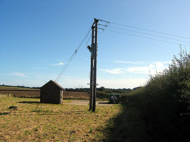 Electricity substation