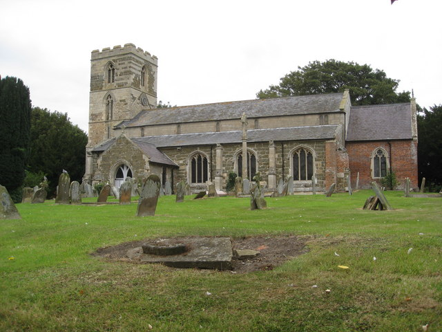 Huttoft - Parish Church of St. Margaret