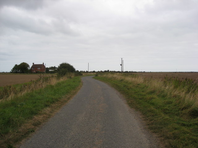 Huttoft - Jolly Common Lane