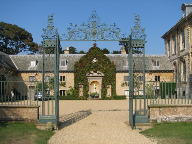 The Courtyard - Belton House