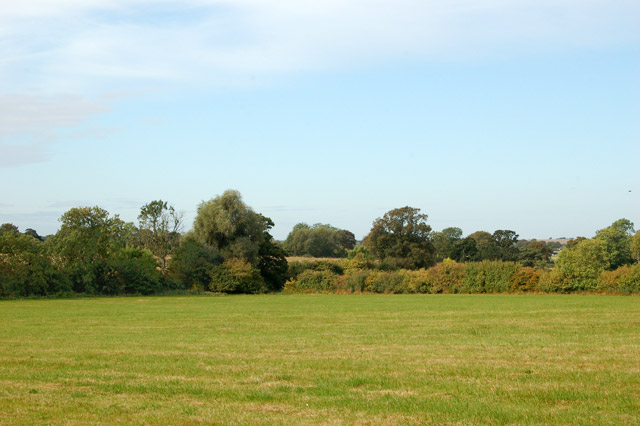 Farmland north of Potash Farm