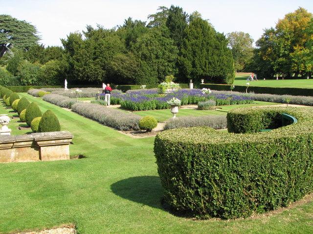 Formal Garden - Belton House