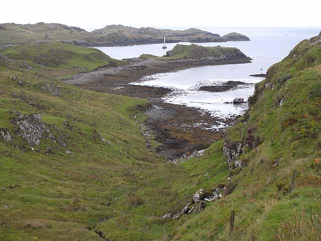 Head of Loch Roghadail