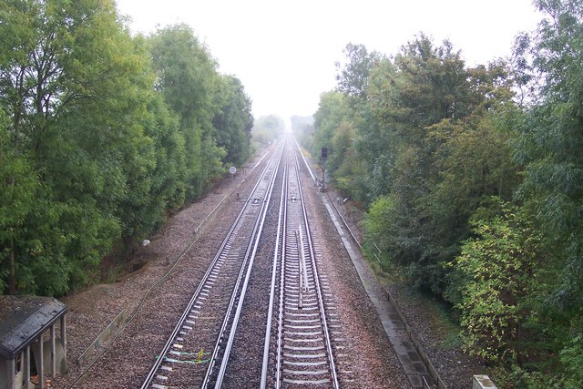 Railway to Headcorn