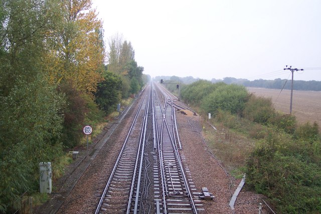 Railway to Staplehurst