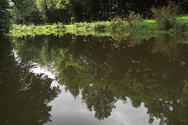 Reflections on the Monmouthshire & Brecon Canal