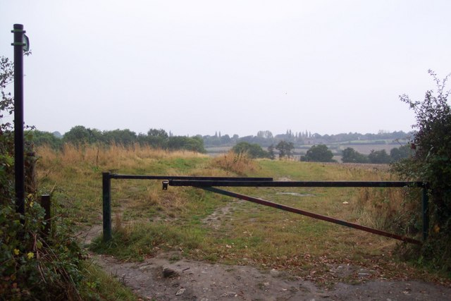 Bridleway on Digdog Lane