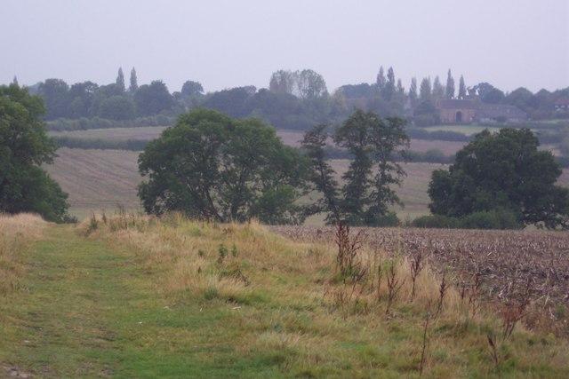 Bridleway to Sissinghurst Castle