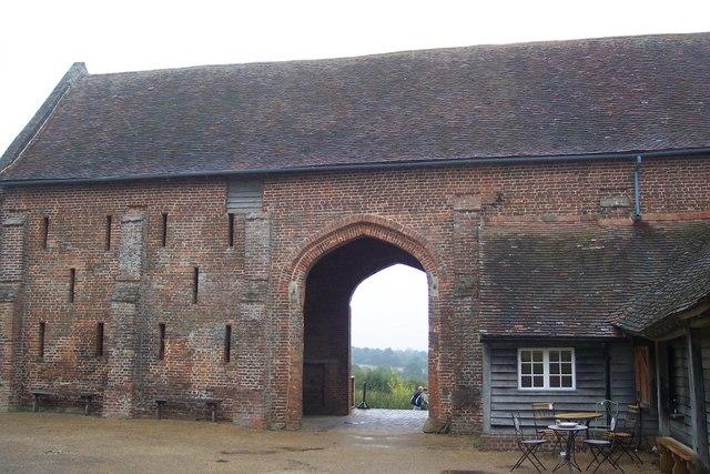 Barn in Sissinghurst Castle