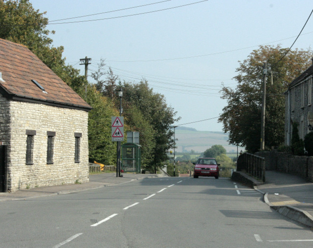 2009 : Abson Road, Pucklechurch