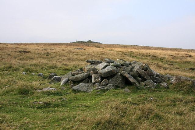 Cosdon Hill cairn