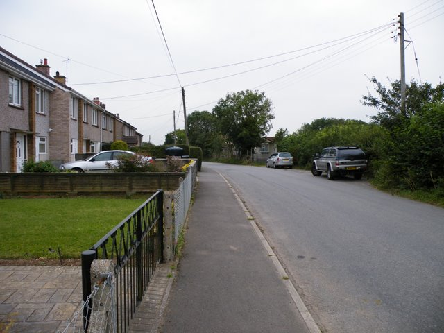 Hyatts Wood Road
