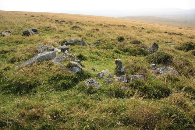 Kennon Hill settlement remains