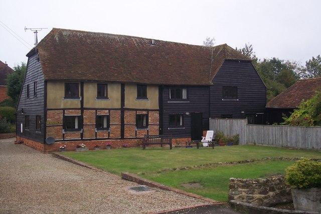 The Oast Barn