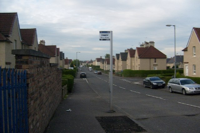 South Scott Street, Baillieston