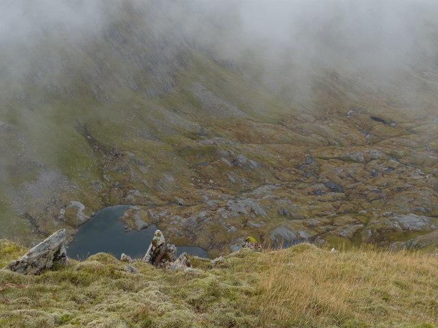 Gleann nam Fiadh and Loch Uaine