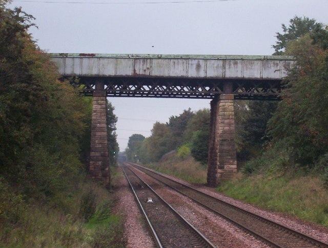 Baillieston, Muirhead Road Viaduct