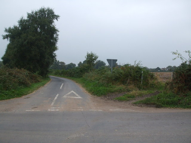 Bomish Lane junction