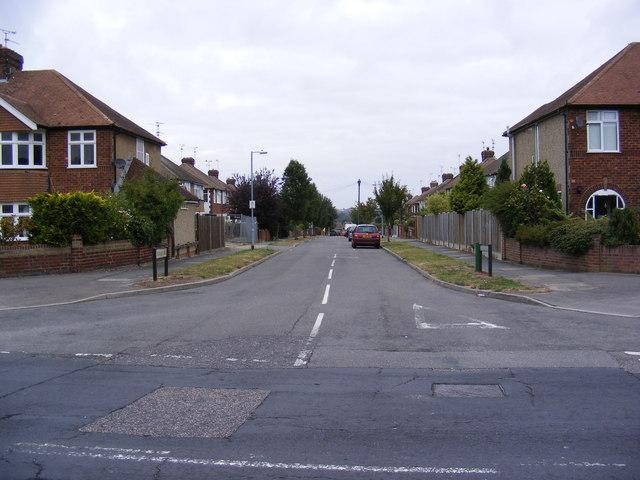 Longfield Road, Great Baddow