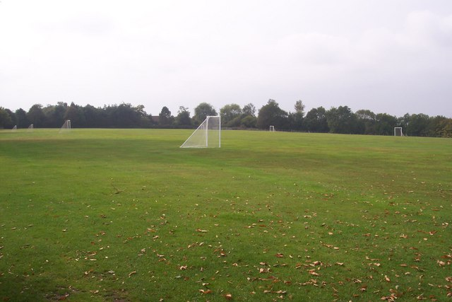 Benenden School Playing fields